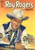 Roy Rogers Comics (1948-1961 Dell (And Trigger, # 92 on) 50