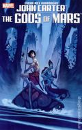 John Carter The Gods of Mars TPB (2012 Marvel Digest) 1-1ST