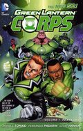 Green Lantern Corps HC (2012-2013 DC Comics The New 52) 1-1ST