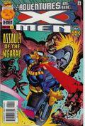 Adventures of the X-Men (1996) 4