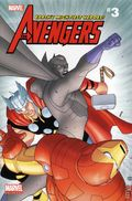 Avengers Earth's Mightiest Heroes Comic Reader TPB (2012 Marvel Universe) 3-1ST