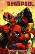 Deadpool TPB (2009-2012 Marvel) By Daniel Way 10-1ST