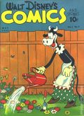 Walt Disney's Comics and Stories (1940 Dell/Gold Key/Gladstone) 8