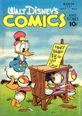 Walt Disney's Comics and Stories (1940 Dell/Gold Key/Gladstone) 78