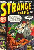 Strange Tales (1951-1976 1st Series) 12