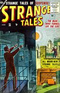 Strange Tales (1951-1976 1st Series) 36