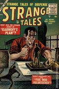 Strange Tales (1951-1976 1st Series) 39