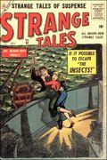 Strange Tales (1951-1976 1st Series) 51