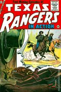 Texas Rangers in Action (1956 Charlton) 5