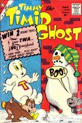 Timmy the Timid Ghost (1956-1966 Charlton) 19