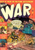 War Comics (1950 Atlas) 7