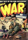 War Comics (1950 Atlas) 8