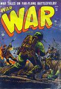 War Comics (1950 Atlas) 10