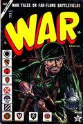 War Comics (1950 Atlas) 21