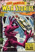 Star Spangled War Stories (1952 DC #3-204) 97