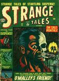 Strange Tales (1951-1976 1st Series) 11