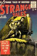 Strange Tales (1951-1976 1st Series) 50