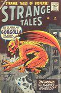Strange Tales (1951-1976 1st Series) 74