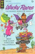 Wacky Races (1969 Gold Key) 4