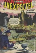Unexpected (1956 DC) 15