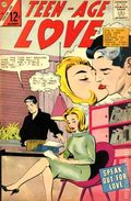Teen-Age Love (1958 Charlton) 45