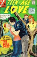Teen-Age Love (1958 Charlton) 50
