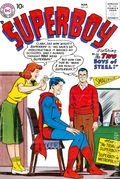 Superboy (1949-1979 1st Series DC) 63