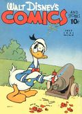 Walt Disney's Comics and Stories (1940 Dell/Gold Key/Gladstone) 10