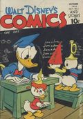 Walt Disney's Comics and Stories (1940 Dell/Gold Key/Gladstone) 37