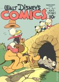 Walt Disney's Comics and Stories (1940 Dell/Gold Key/Gladstone) 53