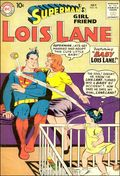 Superman's Girlfriend Lois Lane (1958) 10