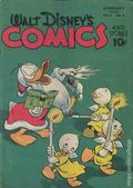 Walt Disney's Comics and Stories (1940 Dell/Gold Key/Gladstone) 64