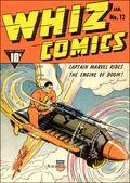 Whiz Comics (1940) 12