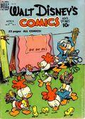 Walt Disney's Comics and Stories (1940 Dell/Gold Key/Gladstone) 115