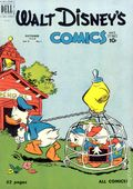 Walt Disney's Comics and Stories (1940 Dell/Gold Key/Gladstone) 121