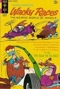 Wacky Races (1969 Gold Key) 6