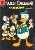 Walt Disney's Comics and Stories (1940 Dell/Gold Key/Gladstone) 214-10C