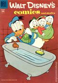 Walt Disney's Comics and Stories (1940 Dell/Gold Key/Gladstone) 215