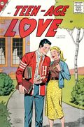 Teen-Age Love (1958 Charlton) 4