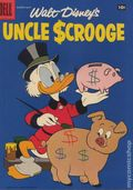 Uncle Scrooge (1954-2008 Dell/Gold Key/Gladstone/Gemstone) 21-10C
