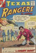 Texas Rangers in Action (1956 Charlton) 54