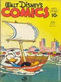 Walt Disney's Comics and Stories (1940 Dell/Gold Key/Gladstone) 9