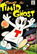 Timmy the Timid Ghost (1956-1966 Charlton) 9
