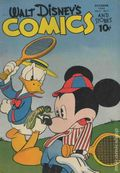 Walt Disney's Comics and Stories (1940 Dell/Gold Key/Gladstone) 49