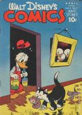 Walt Disney's Comics and Stories (1940 Dell/Gold Key/Gladstone) 55