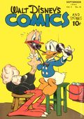 Walt Disney's Comics and Stories (1940 Dell/Gold Key/Gladstone) 60