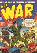 War Comics (1950 Atlas) 6