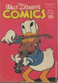 Walt Disney's Comics and Stories (1940 Dell/Gold Key/Gladstone) 71