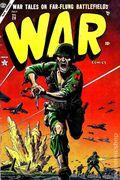 War Comics (1950 Atlas) 26