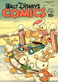 Walt Disney's Comics and Stories (1940 Dell/Gold Key/Gladstone) 76